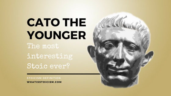 Cato the Younger – the most interesting Stoic ever?