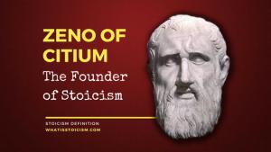 Zeno of Citium – the founder of Stoicism